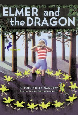 Elmer And the Dragon By Gannett, Ruth Stiles
